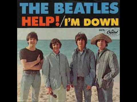 Help ! - The Beatles