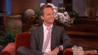 Neil Patrick Harris on His 40th Birthday