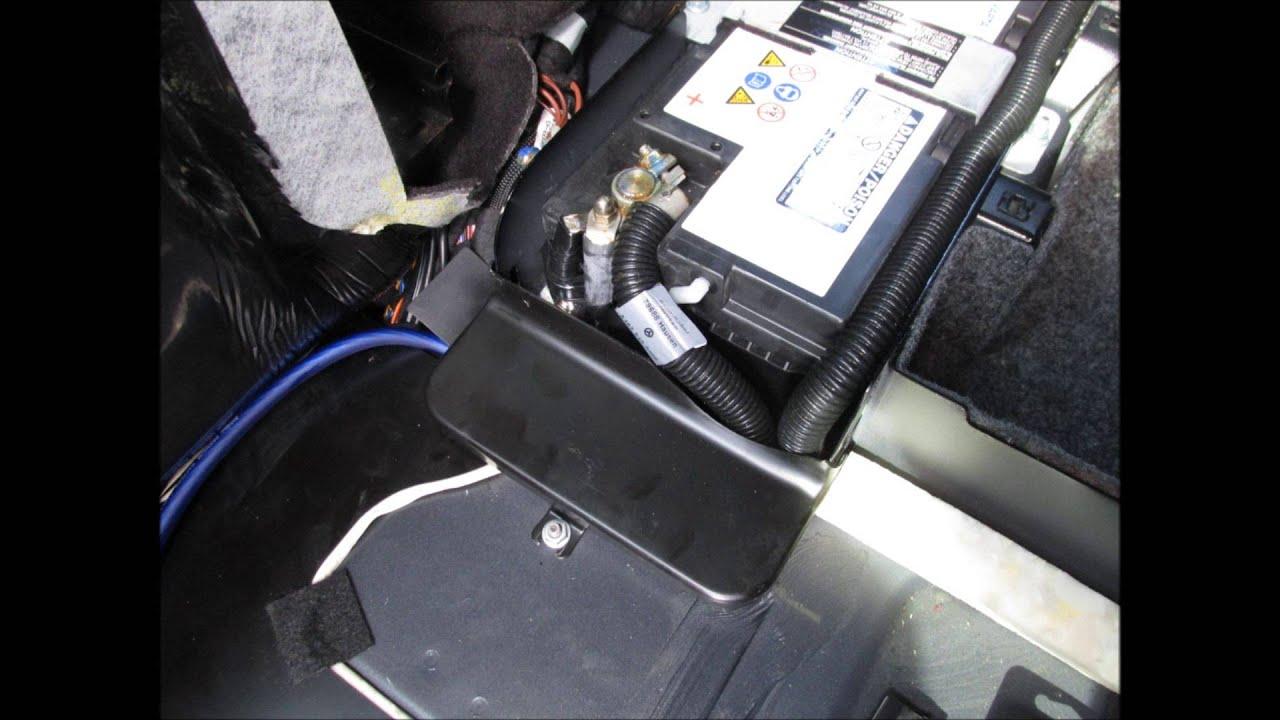 2005 amg g55 audio upgrade youtube