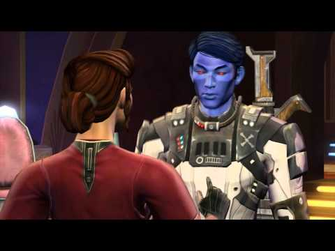 STAR WARS: The Old Republic - Classes Trailer