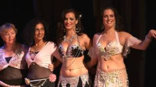 حفل للرقص الشرقي في اسرائيل
