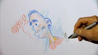Draw my Life: Leo Castan AS Roma