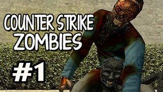 Zombie Escape / Zombies (Counter-Strike GO Mod) w/Nova & Sp00n Ep.1: HIDE AND SEEK view on youtube.com tube online.