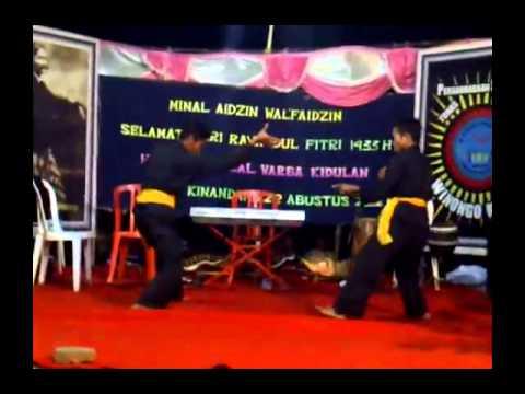 Halal Bihalal STK Ranting KINANDANG (kidulan) Kec. Bendo, Kab. Magetan 22-08-2012