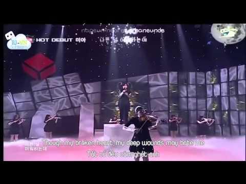 [Vietsub + Kara + Engsub] Mia 미아 (Debut Stage) - IU [18-09-2008]
