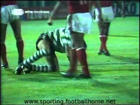 05J :: Sporting - 1 x Benfica - 1 de 1987/1988