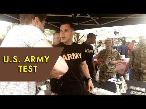2 minute U.S. Army test: the healthy way to do marketing