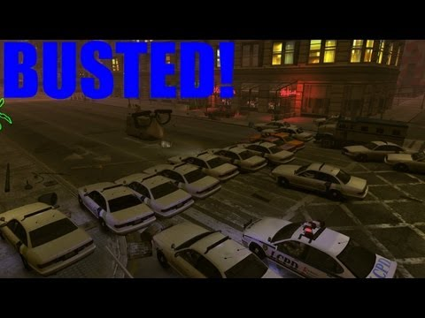 GTA IV: Group Stunt x4 / BUSTED x4 / Demo Derby x3 (PC Event, 13 & 14 Oct. 2012)