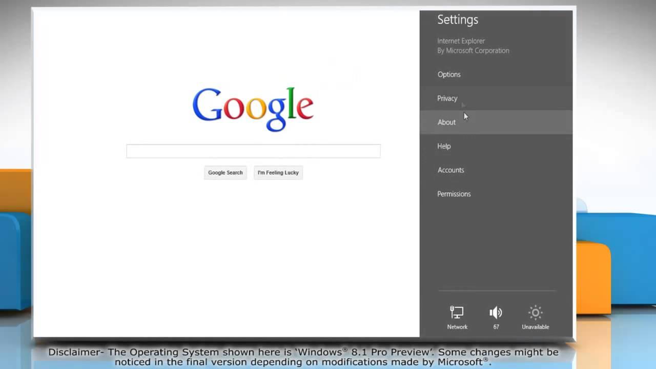 how to delete internet explorer 11 cache