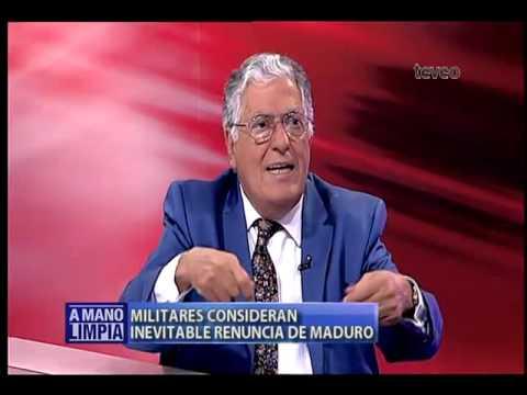 Militares rompen con Nicolás Maduro - América TeVé