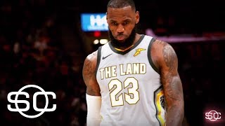 Trade deadline moves by Cavaliers send bold message to LeBron James | SportsCenter | ESPN