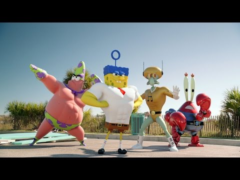 THE SPONGEBOB SQUAREPANTS MOVIE: SPONGE OUT OF WATER | Official Teaser Trailer | UK | Paramount