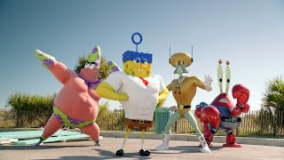 SpongeBob SquarePants: Sponge Out of Water 3D Trailer