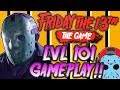 FRIDAY THE 13TH LVL 101 EPIC JASON COUNSELOR GAMEPLAY 1080P INTERACTIVE STREAMER