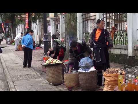 Travel - 2013 trip to Sapa, Vietnam. Rov mus saib Hmoob Sapa. (HD) p2