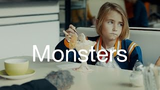 Fragile Childhood: Monsters
