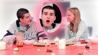The Most Amazing Surprise! (He Was Shocked)