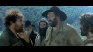 Terence Hill And Bud Spencer . Great Mexican Slap