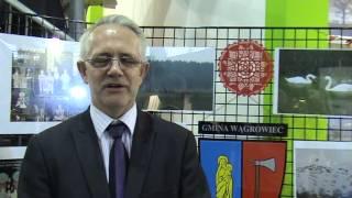 Gmina Wągrowiec na targach,  Poznań 20-23.11.2012r.