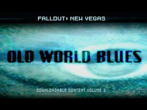 Fallout New Vegas: Old World Blues DLC Trailer