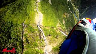Wingsuit proximity at Extremesportsweek 2011