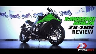 2014 Kawasaki Ninja ZX-10R: Review By PowerDrift