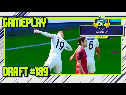 FIFA 18 - Draft #189 & Pack Opening