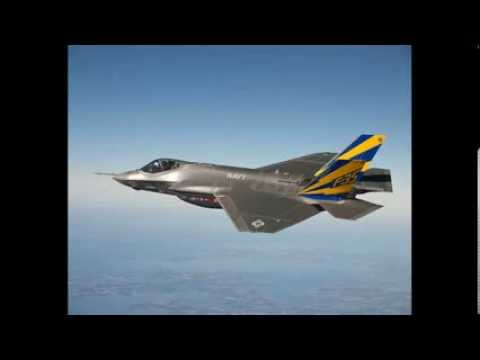 F-35 Lightning II - Illuminati's Newest Weapon