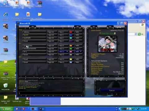 hack map war 2011.avi