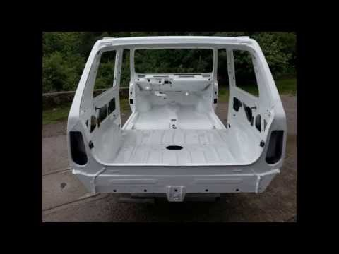 Fiat panda 4x4 restauration photo album 1