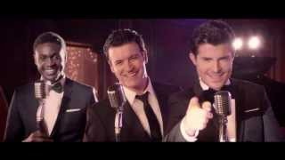 Forever Gentlemen - Fly Me To The Moon [Corneille - Vincent Niclo - Roch Voisine]