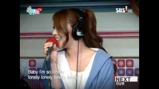 Ailee(에일리) Lonely by 2NE1 view on youtube.com tube online.