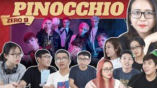 Schannel REACTION: PINOCCHIO | Sau THẢM HỌA, Zero 9 bất ngờ được khen ngợi !