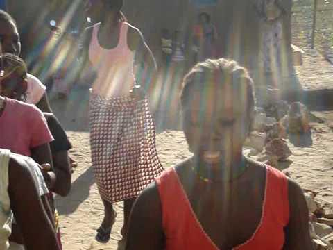 Louvor das angolanas - parte 2