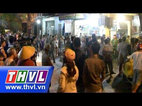 Cháy nhà trong hẻm, khu dân cư ở TPHCM náo loạn