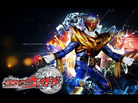 Kamen Rider Gaim: Great Soccer Battle! Golden Fruits Cup! Henshin transformation