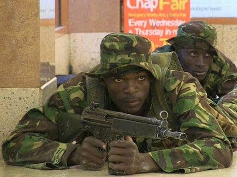 Kenya Westgate Mall Attack