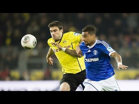 Borussia Dortmund - FC Schalke 04 0-0 | Bundesliga 27. Spieltag | 25.03.2014 | pes14