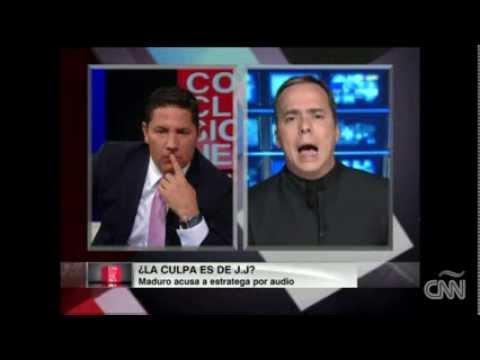 J.J. Rendón responde a las acusaciones de Nicolás Maduro | CNN en Español