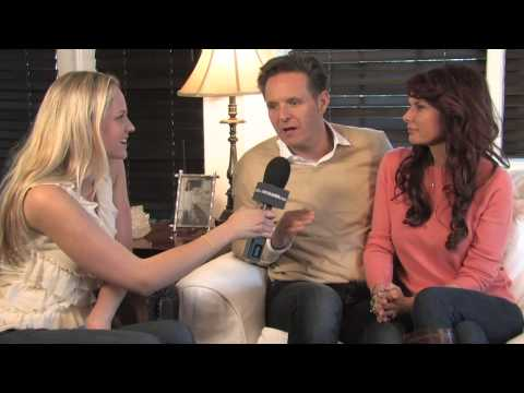 THE BIBLE - Mark Burnett and Roma Downey interview
