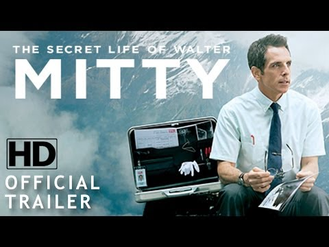 The Secret Life of Walter Mitty - Official Launch Trailer [HD]