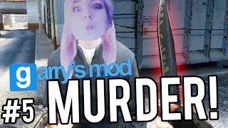 TRAIN YARD MASSACRE | GMOD MURDER #5