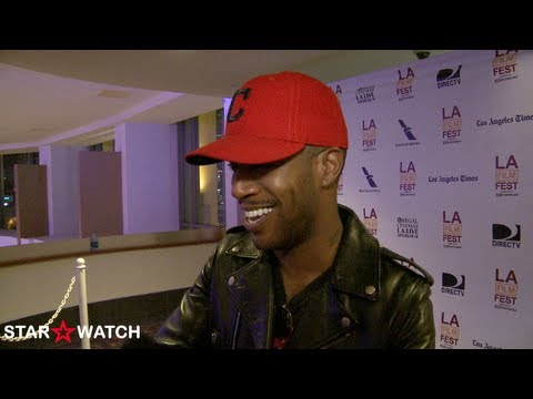 Kid Cudi attends feature film debut at 2013 Los Angeles Film Festival