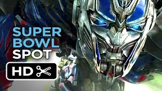Transformers- Age of Extinction Official Super Bowl Spot (20...