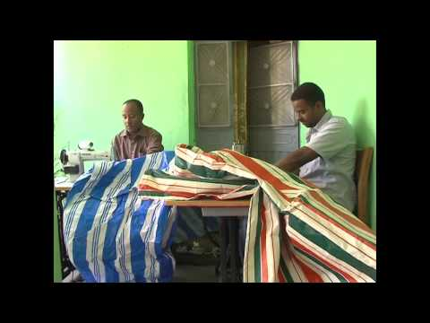 Ethiopia Innovation: Grain Storage - Mercy Corps