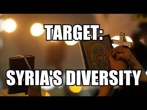Syria's diversity is the target - how the western backed al-Qaida in Syria targets minorities