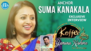 Anchor Suma Kanakala Exclusive Interview
