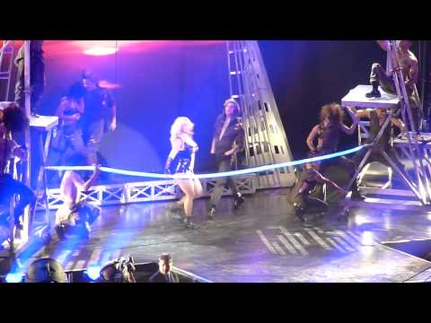 Britney Spears- Till the World Ends (San Francisco, 3-27-11)