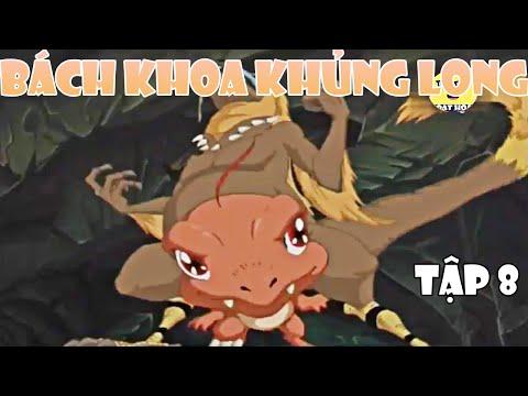 Phim hoạt hình : Long thần dũng sĩ Phần 1- Tập 8 | Phim hoạt hình kiếm hiệp