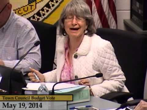 Enfield, CT, USA - Town Council - 2014/2015 Budget Vote - May 19, 2014